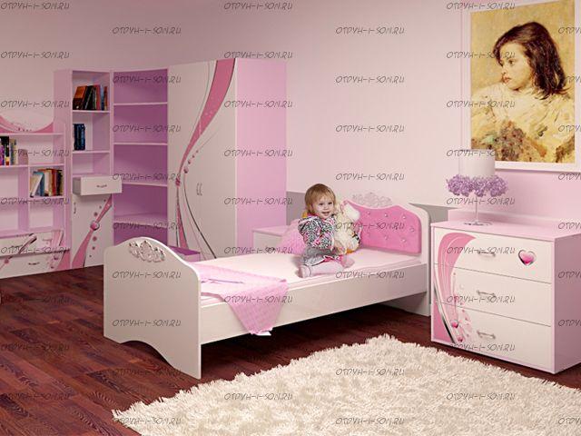 Подростковые кровати для девочек фото