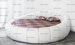 Кровать круглая Berta 905