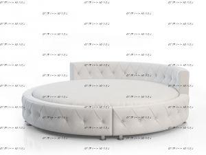 Кровать круглая Маэстро 918