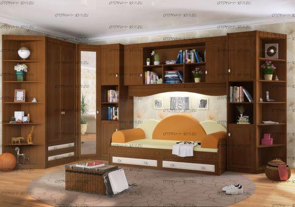 Спальня Итальянские мотивы №10 МДФ