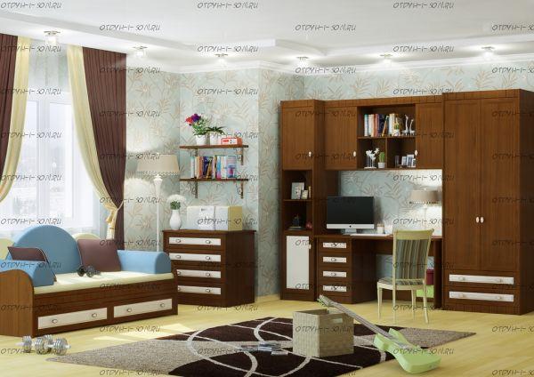 Детская комната Итальянские мотивы №15 МДФ