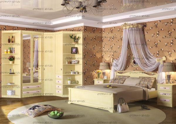 Детская комната Итальянские мотивы №18 МДФ