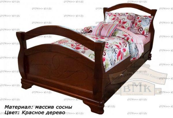 Кровать Медведица (ВМК Шале)