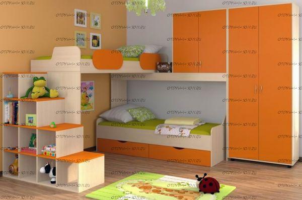 Детская комната Дельта №18.05