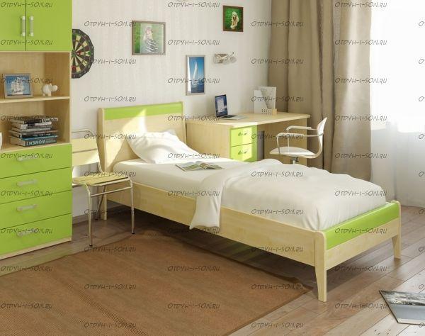 Кровать Teen`s Home (17.107.03, 17.107.04)