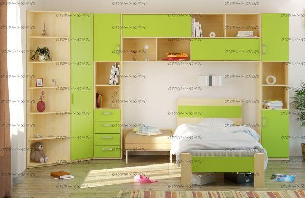 Детская комната Teen`s Home №3