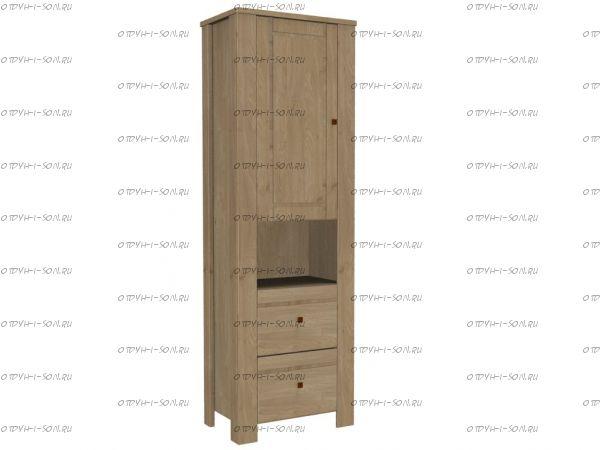 Шкаф с 2-мя ящиками Taimie (27.201.01)