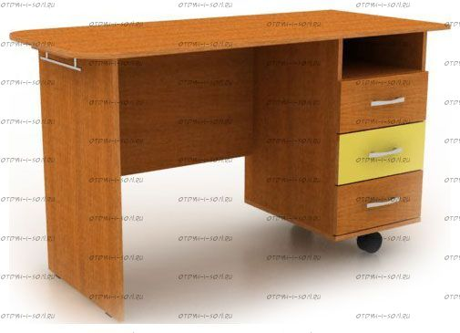 Стол письменный 14.501 Карлсон (128х59х76)