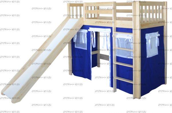 Кровать-чердак Трубадур-1 (Шалаш-1)