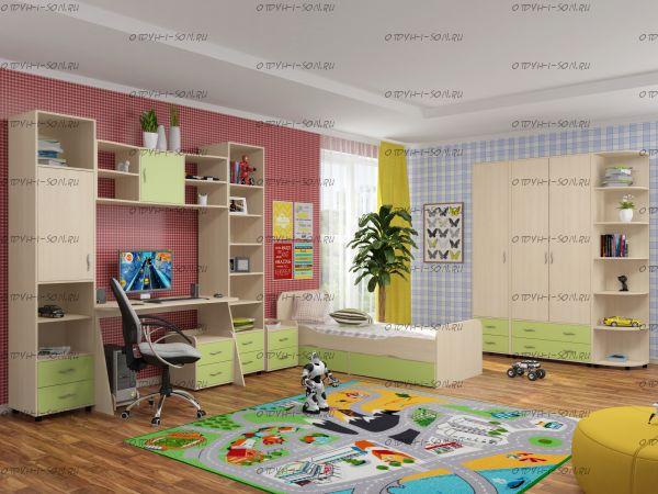 Детская комната Дельта №6