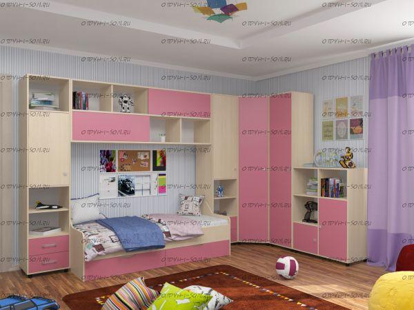 Детская комната Дельта №9