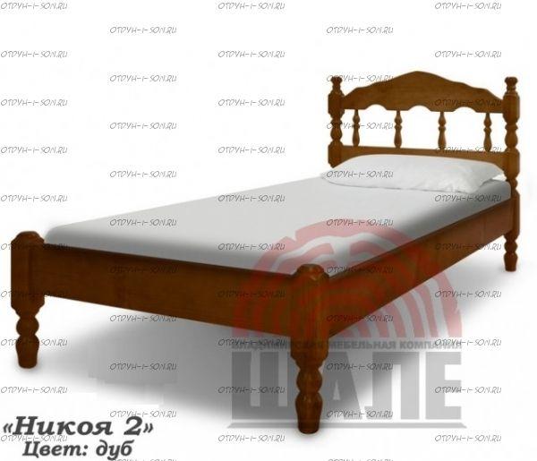 Кровать Николя-2 (ВМК Шале)