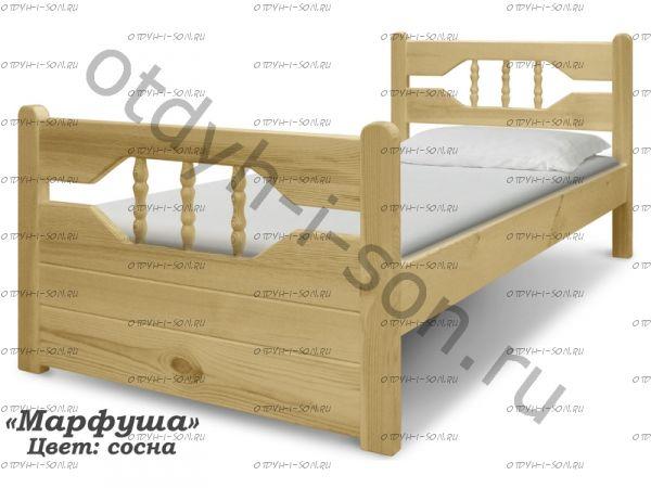 Кровать Марфуша (ВМК Шале)