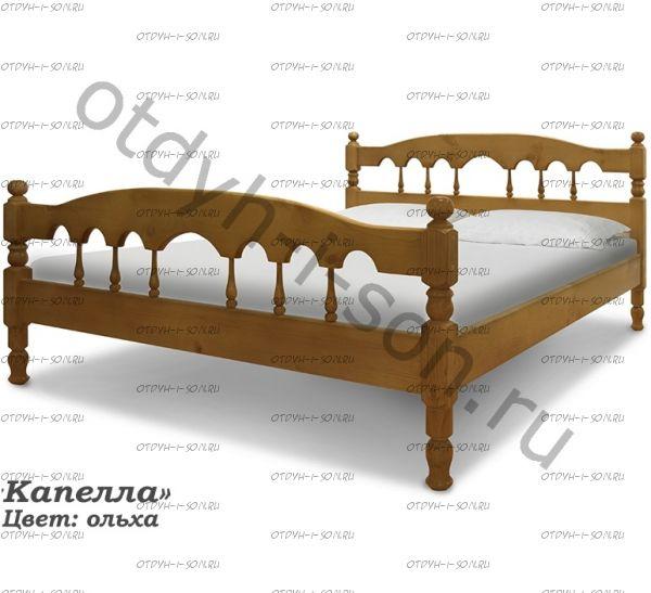 Кровать Капелла (ВМК Шале)