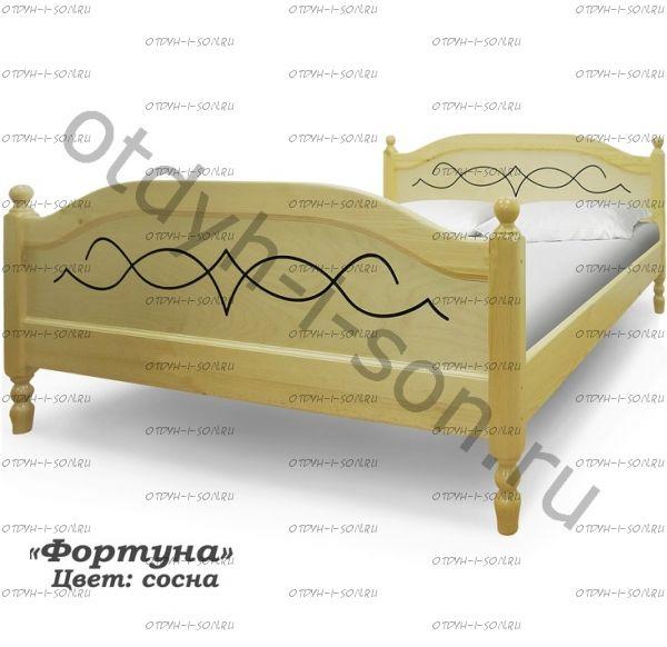 Кровать Фортуна (ВМК Шале)