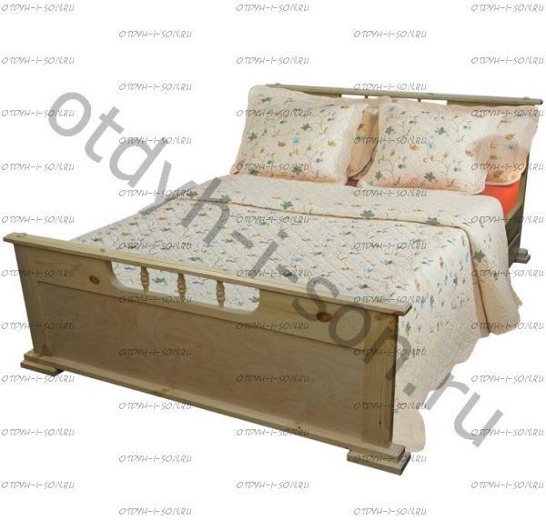 Кровать Александра (ВМК Шале)