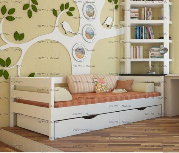 Кровать Кадет (ВМК Шале)