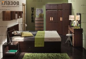 Спальня Hyper композиция-2