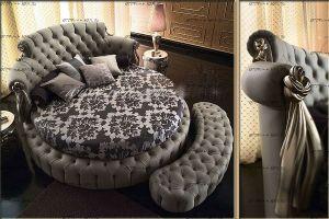 Кровать круглая Letto Rotondo GM 15