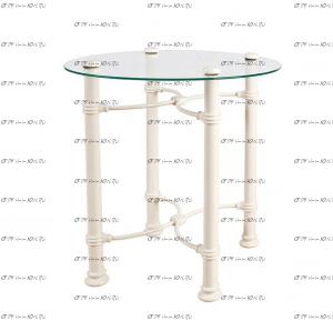 Стол прикроватный Side Table-2 140 круглый DreamLine